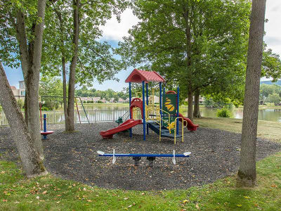 Emerald Springs Apartments playground in Painted Post, NY