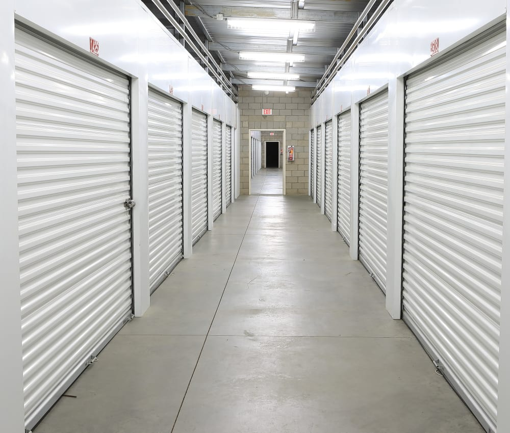 Storage Features at Storage Solutions in Beaumont, California