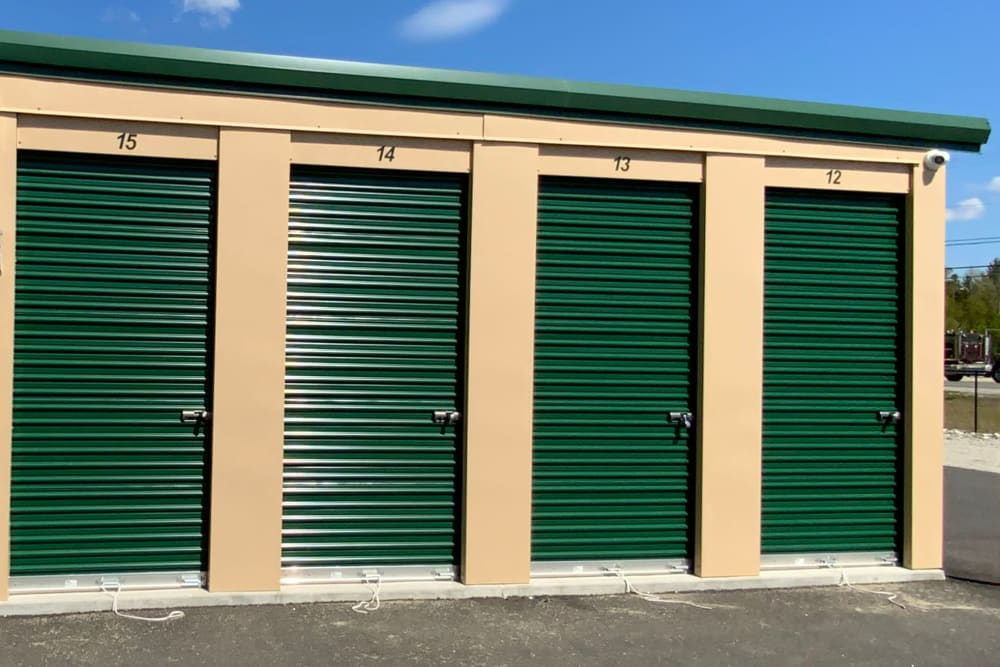 View our hours and directions at KO Storage of Oxford in Oxford, Maine