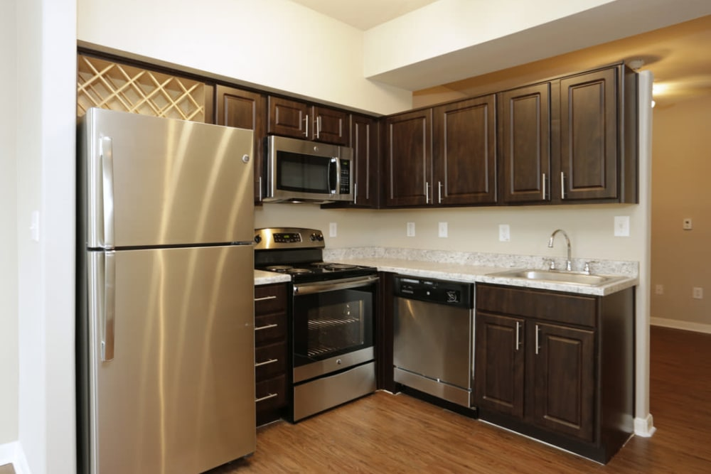 Springs at Live Oak Apartments Chef-Quality Kitchen