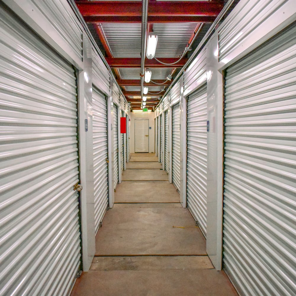 View the climate-controlled storage units at STOR-N-LOCK Self Storage in Aurora, Colorado