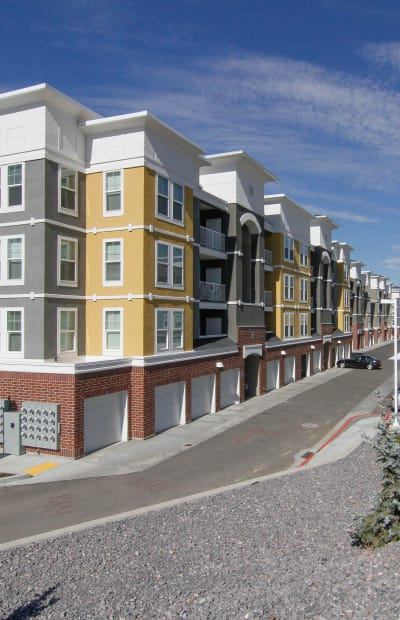 Street view of The Hills at Renaissance