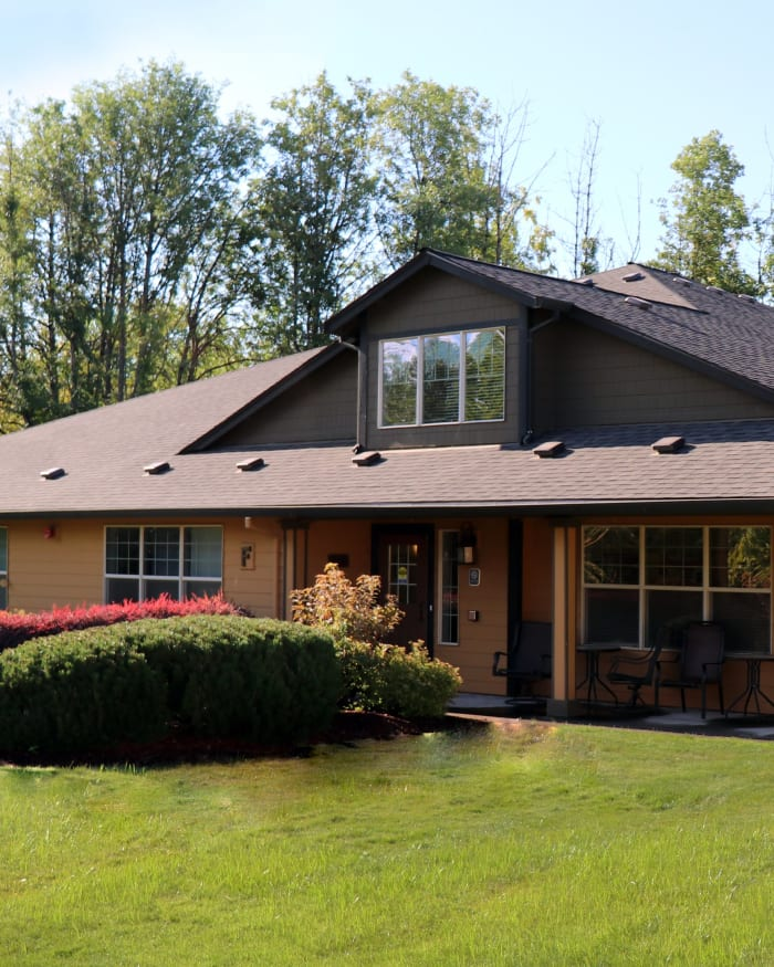 Private Apartments at The Springs at Willowcreek in Salem, Oregon
