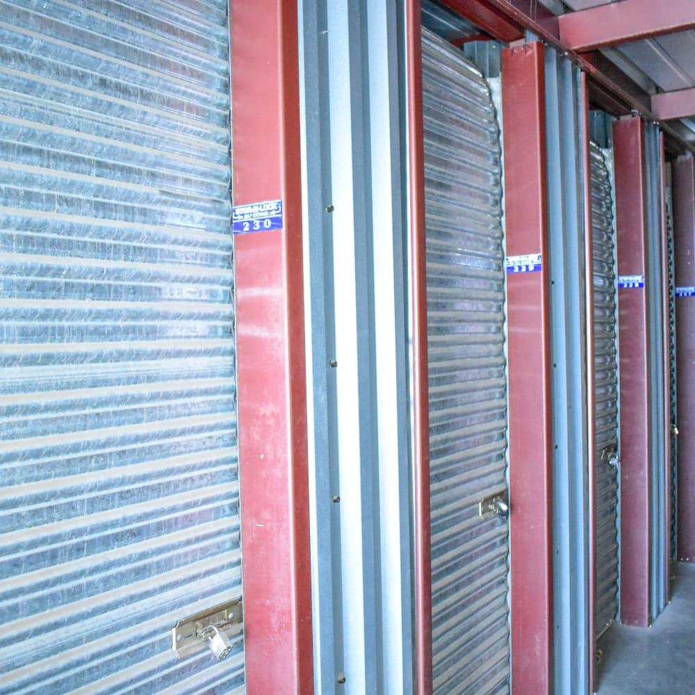 View the storage units at STOR-N-LOCK Self Storage in Cottonwood Heights, Utah