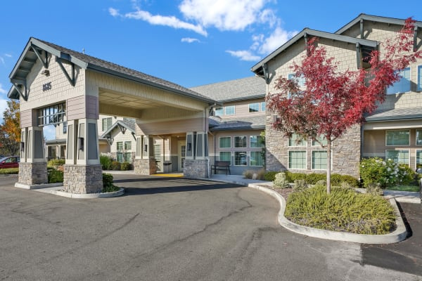 Almond Heights, a community of MBK Senior Living in Irvine, California