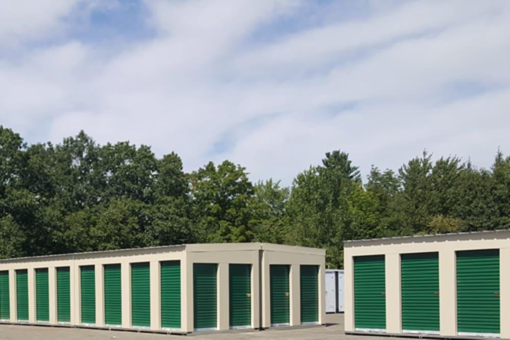 Storage facilities at 603 Storage - Candia in Candia, New Hampshire