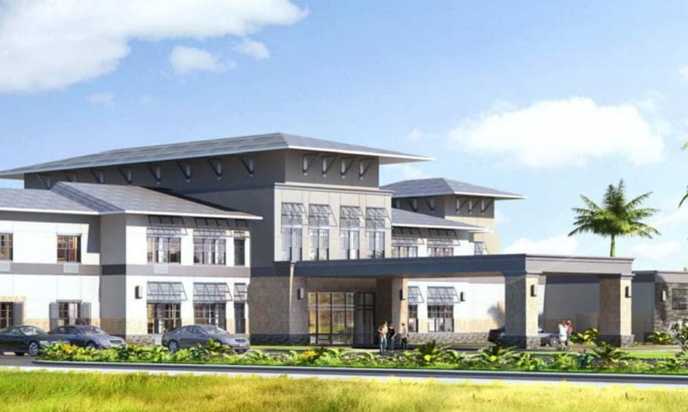 Rendering of Inspired Living in Royal Palm Beach, Florida