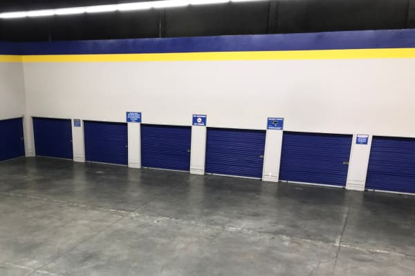 Self storage units for rent at Storage Solutions in San Jose, California