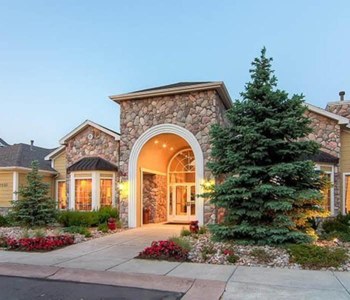 Enjoy the neighborhood at Legend Oaks Apartments in Denver