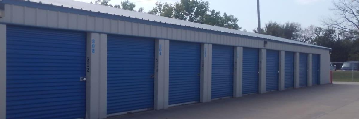 Features at KO Storage of Salina - Foxboro in Salina, Kansas