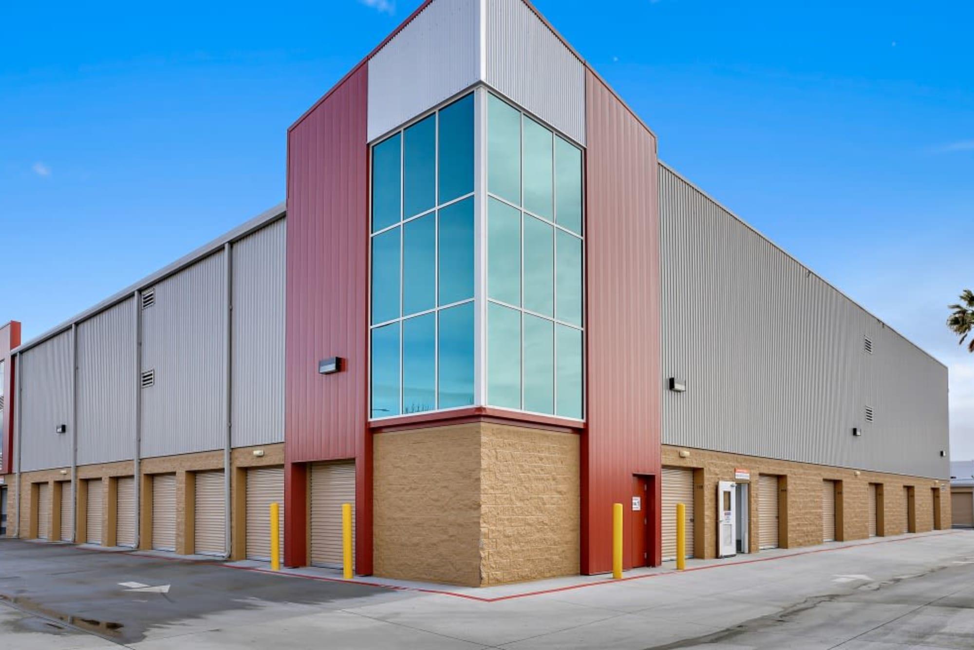 Modern facilities at A-1 Self Storage in San Jose, California