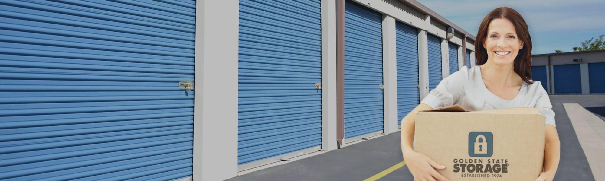 RV & Boat storage at Golden State Storage Cadence in Henderson, Nevada
