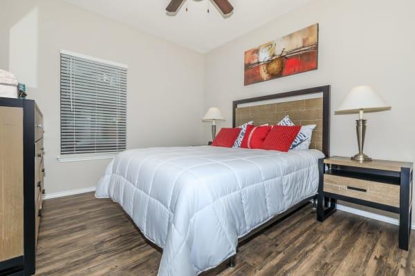 Bedroom at APEX in San Antonio, Texas