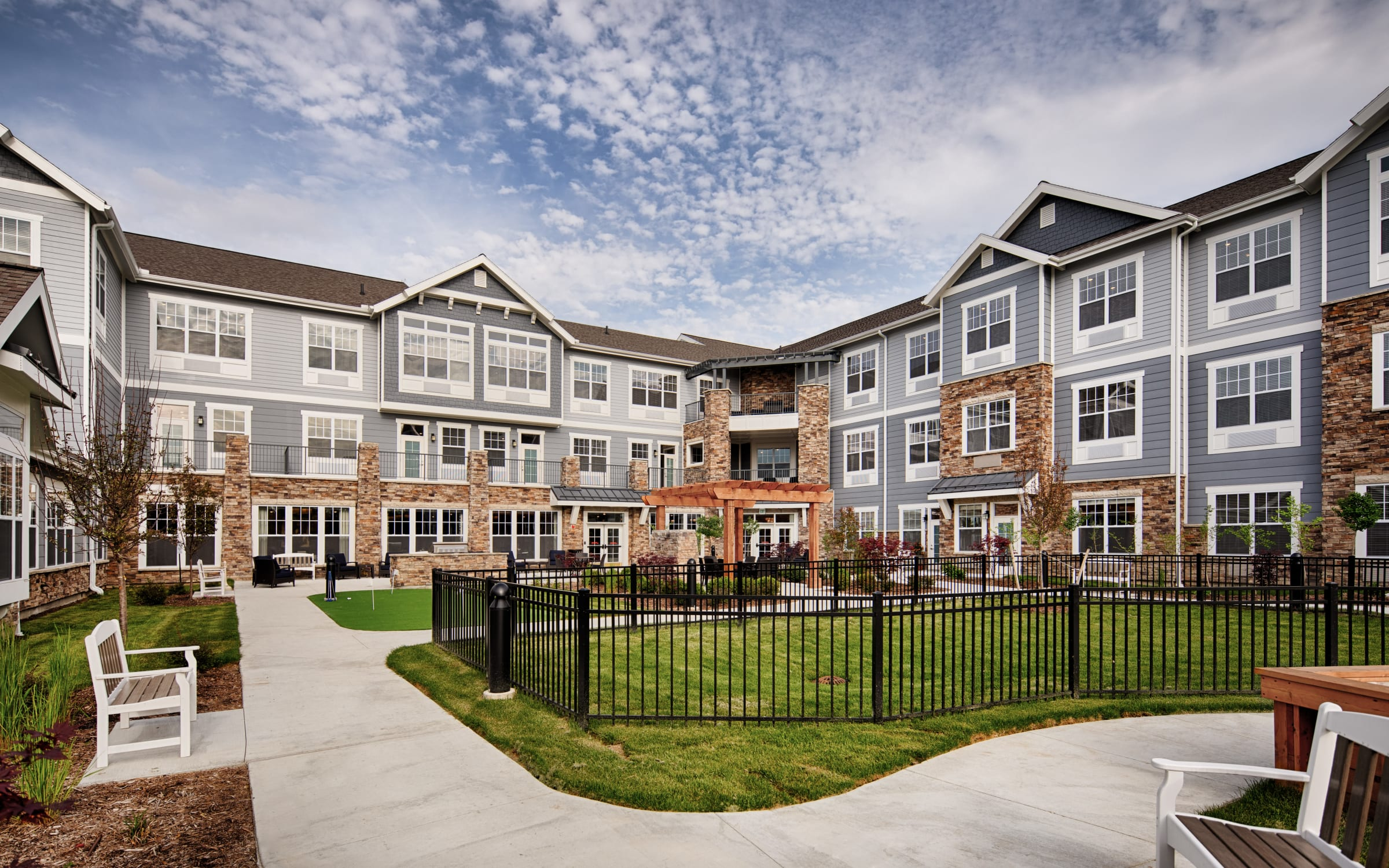 Exclusive offers at Anthology of Northville in Northville, Michigan.