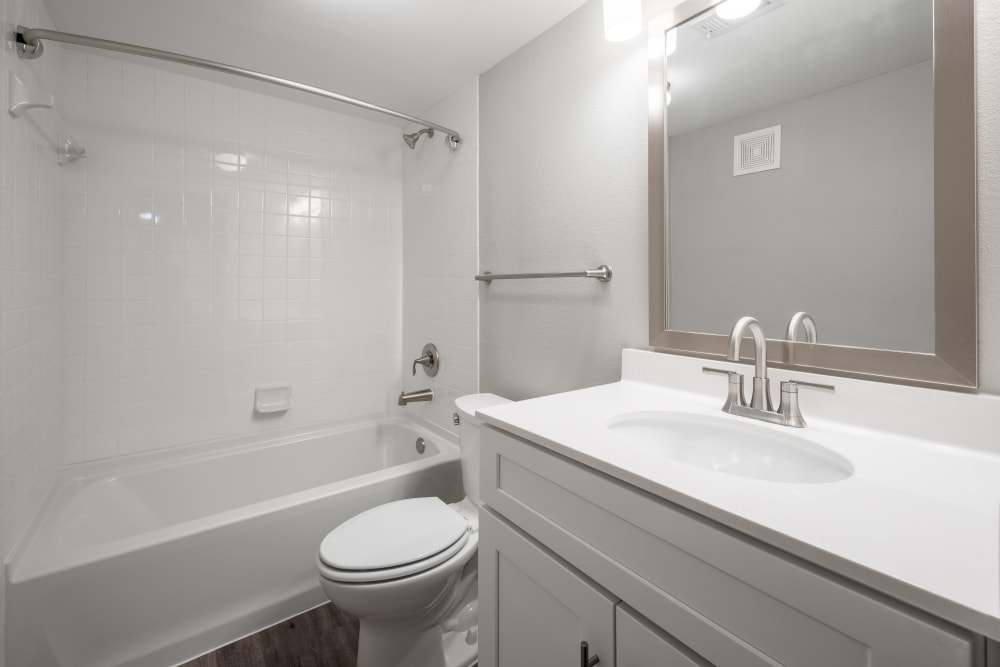 Bathroom at Grayson Ridge in North Richland Hills, Texas
