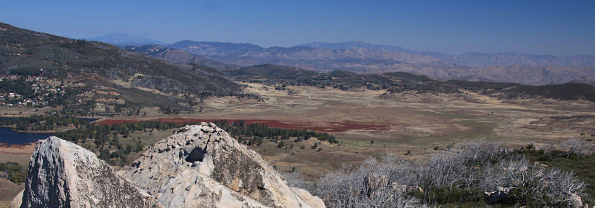 Cuyamaca Rancho State Park near Jamacha Point Self Storage in Spring Valley, California