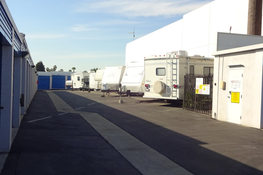 Auto, Boat, & RV Parking at Storage Etc... Pomona