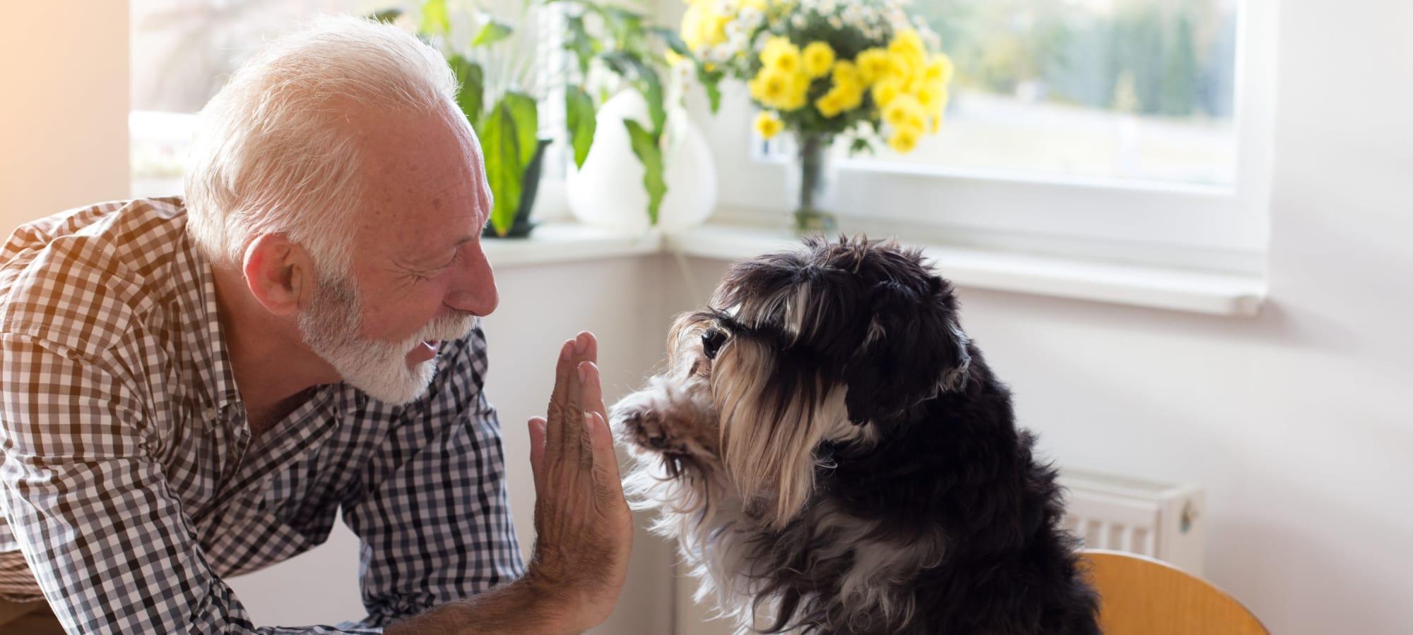 在马里兰州贝塞斯达的Meridian老年生活中心188金宝搏手机登录网址金博app188金宝慱图片