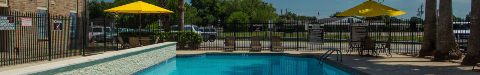 Floor plans at Maple Trail Apartments & Townhomes in Pasadena, Texas