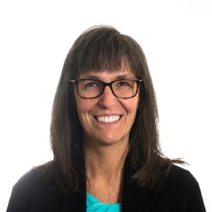 Cindy Pereira, Resident Care Director from Senior Commons at Powder Mill in York, Pennsylvania