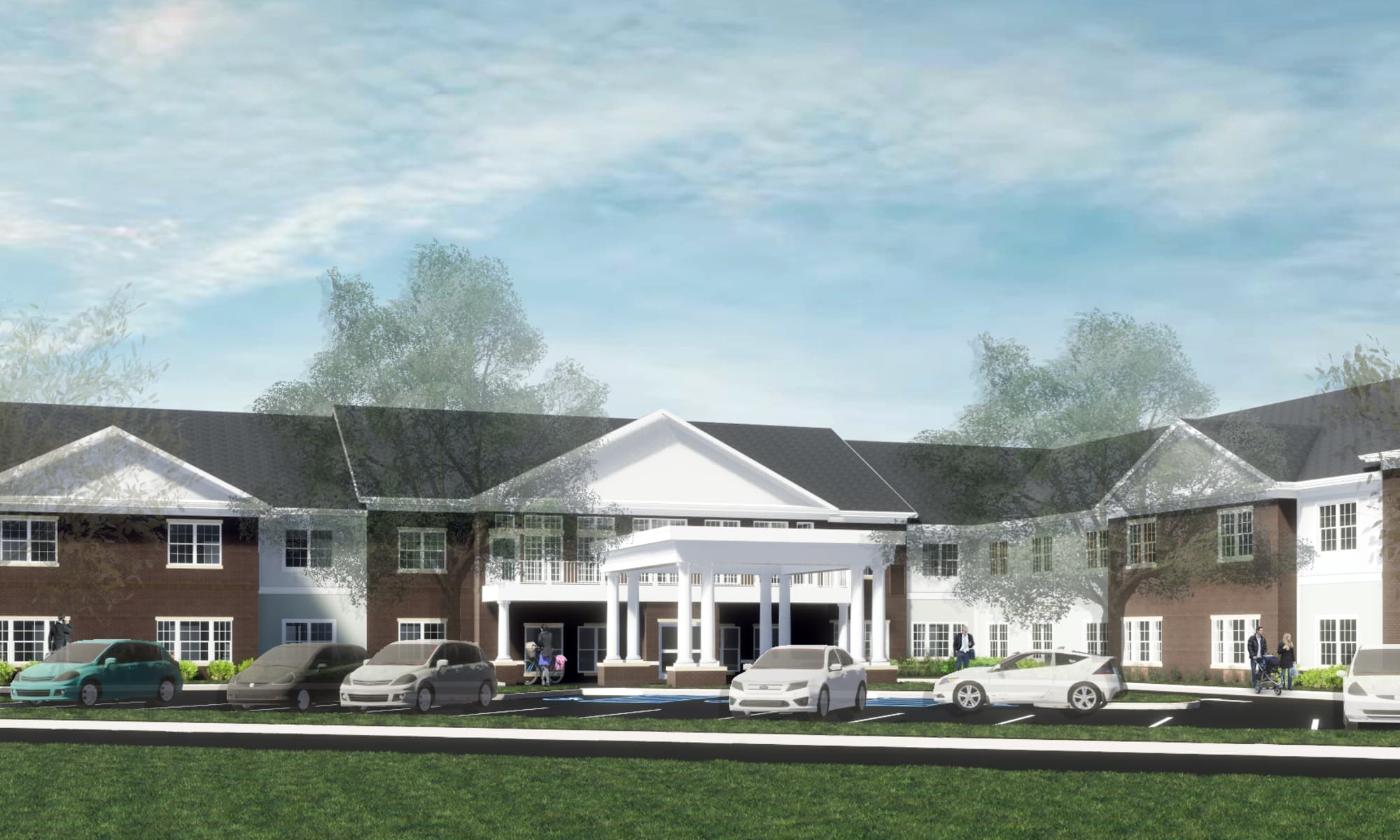 Senior living in New Albany, Ohio