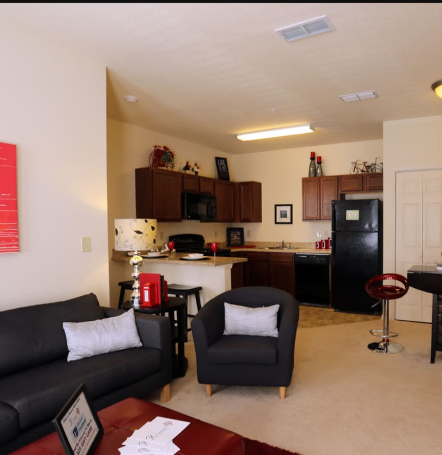 Affordable 1 2 Amp 3 Bedroom Apartments In Mobile Al