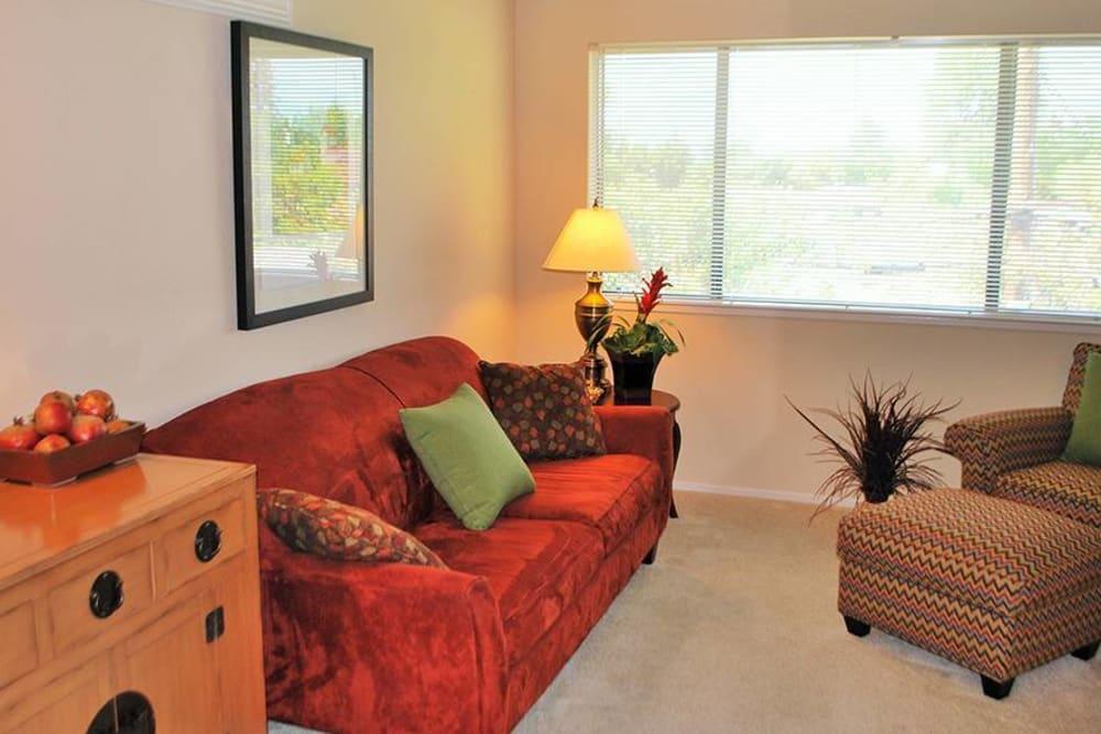 Open Floor Plans at Roseville Commons Senior Living in Roseville, California
