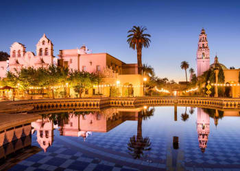 Local attractions near the apartments for rent in San Diego