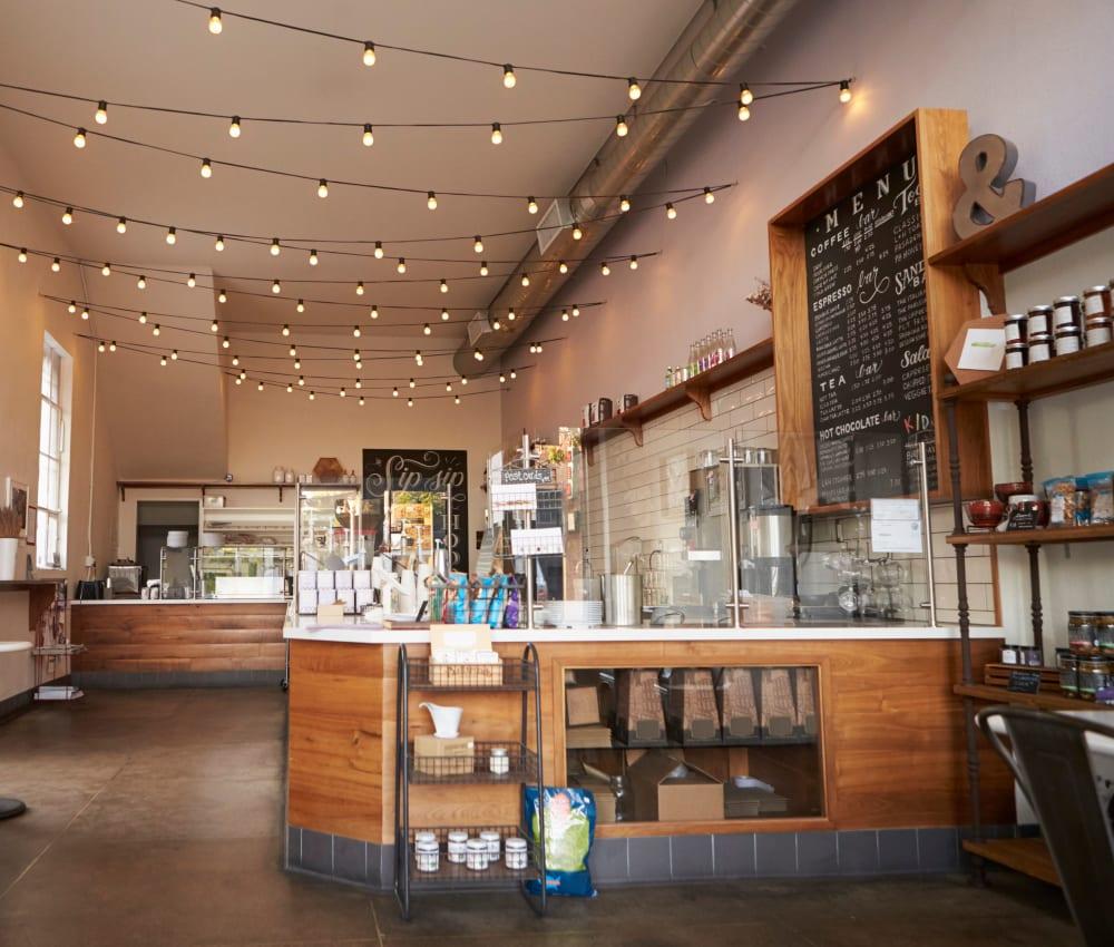 Café near Mia in Palo Alto, California