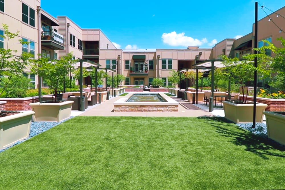 Courtyard at Watermere at Frisco in Frisco, Texas