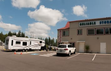 Storage units in Port Orchard