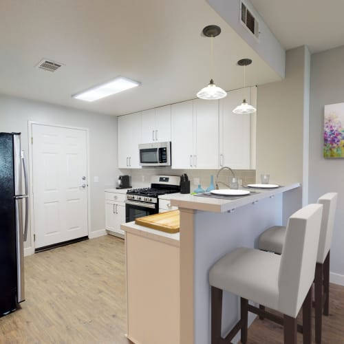View a Chaparral unit virtual tour at Mission Hills in Camarillo, California