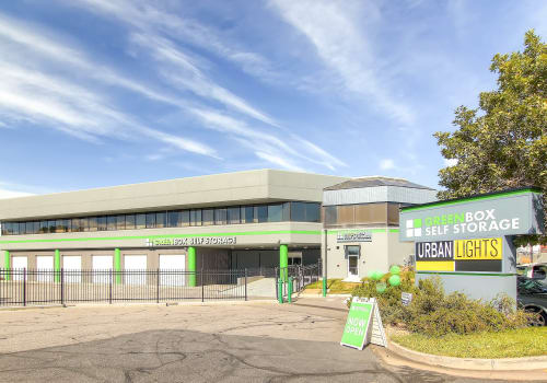 Greenbox Self Storage - Downtown South