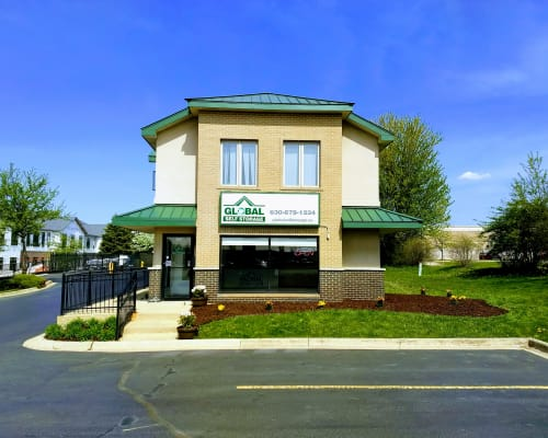 Features at Global Self Storage in Bolingbrook, Illinois