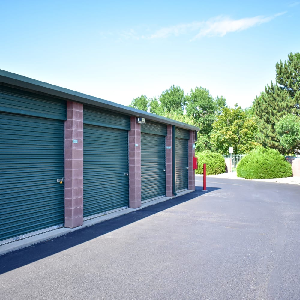 View the auto storage offered at STOR-N-LOCK Self Storage in Thornton, Colorado