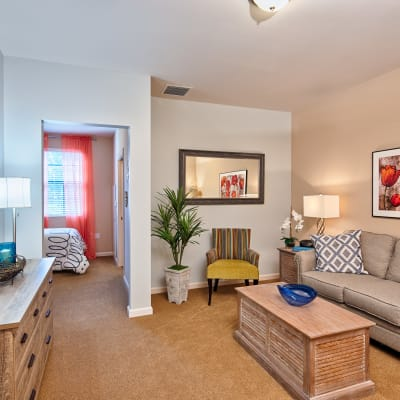 View Cypress Point's floor plans in Fort Myers, Florida.