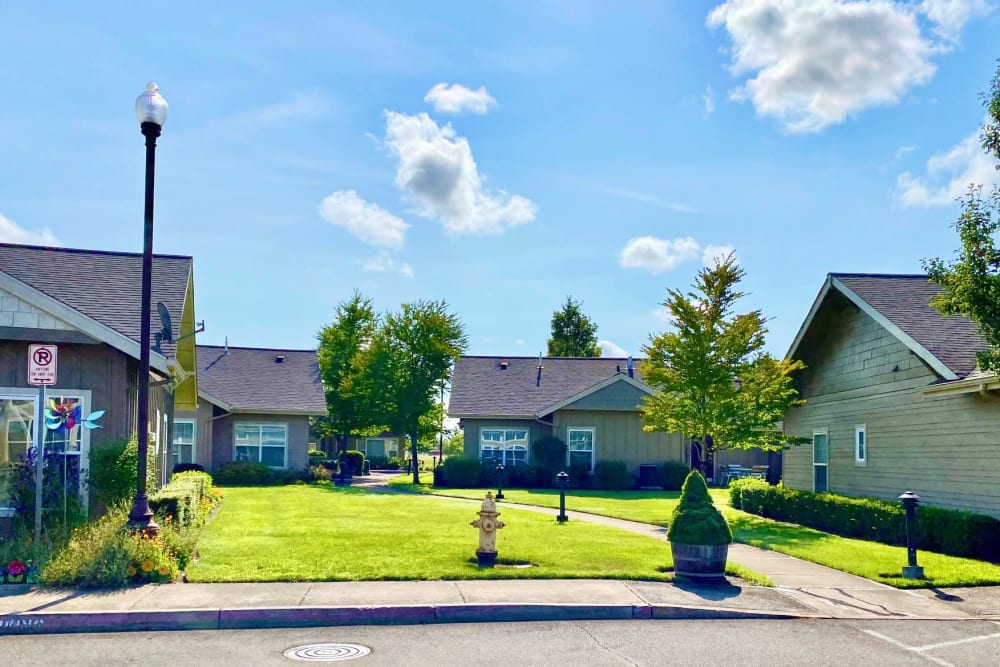 Meadows at Evergreen Senior Living in Eugene, Oregon