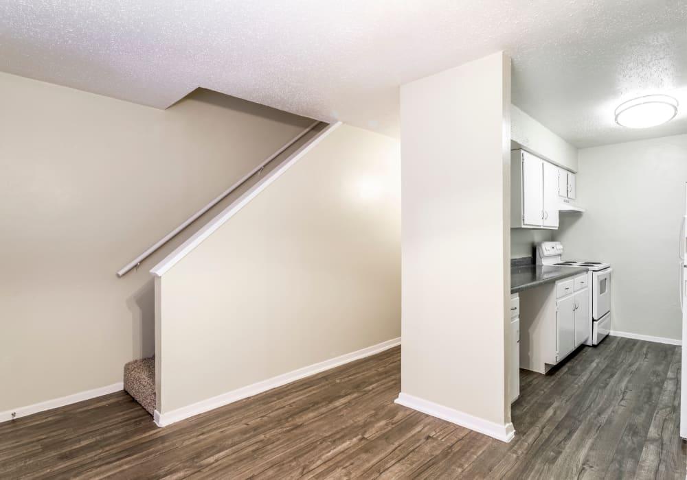 Open floorplan at Riverstone Apartments in Bryan, Texas