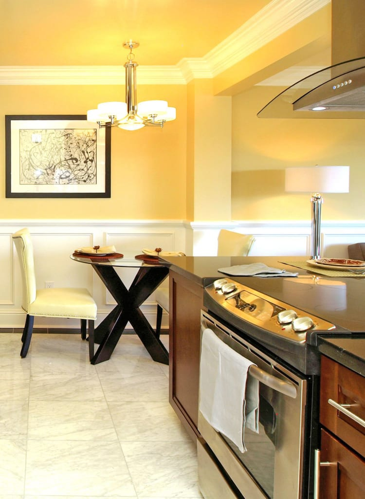 Apartment Features at Palmetto at Tiburon View in Tiburon, California
