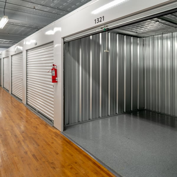 Self storage units for rent at StayLock Storage in Charleston, West Virginia