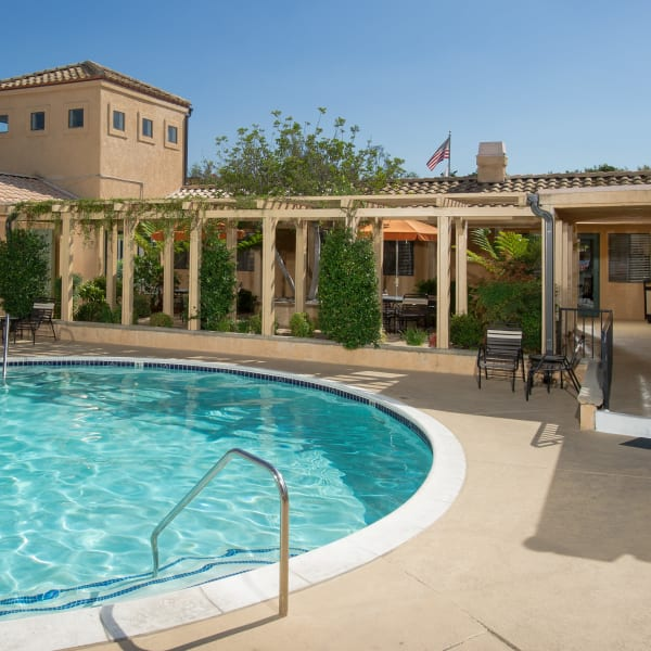 Our apartments in Rowland Heights, CA offer a swimming pool