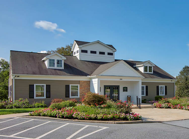 Clubhouse at The Encore at Laurel Ridge in Harrisburg, Pennsylvania