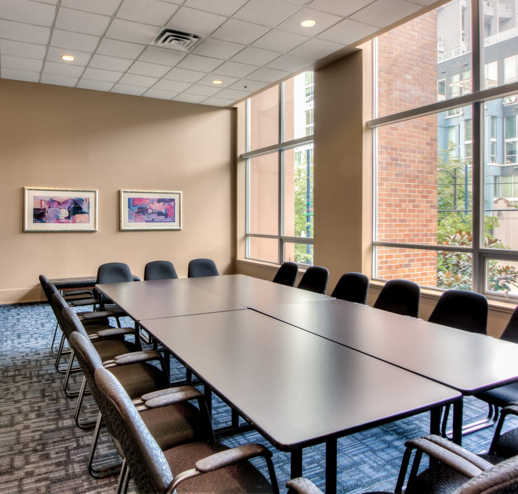 Metropolitan Towers conference room