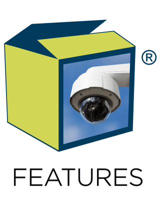 Link to Features at CityBox Storage in Fernie, British Columbia