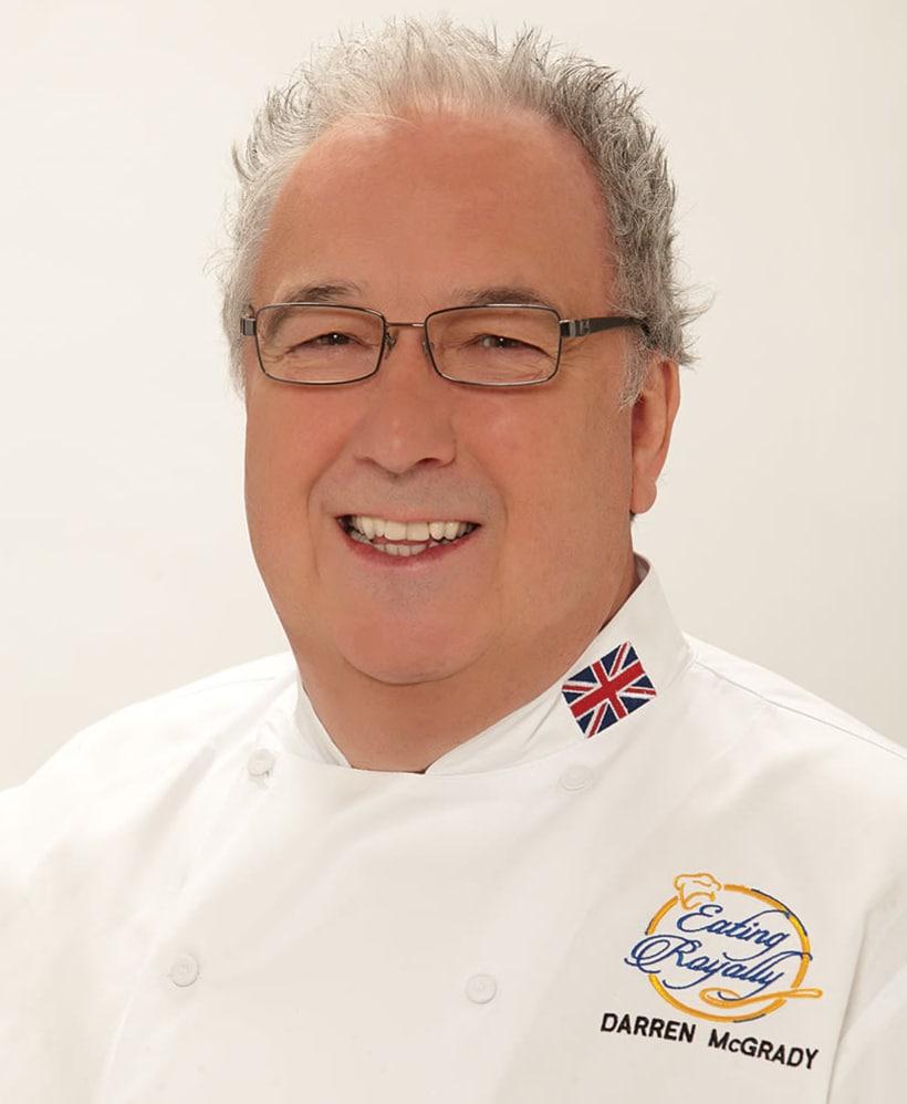 Chef Darren McGrady