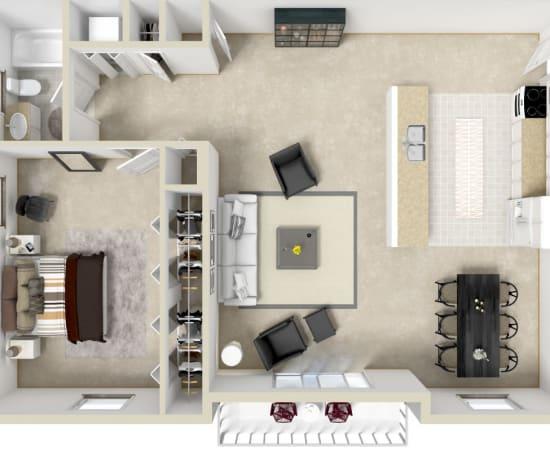 Floor Plans at Glenmont Manor in Glenmont