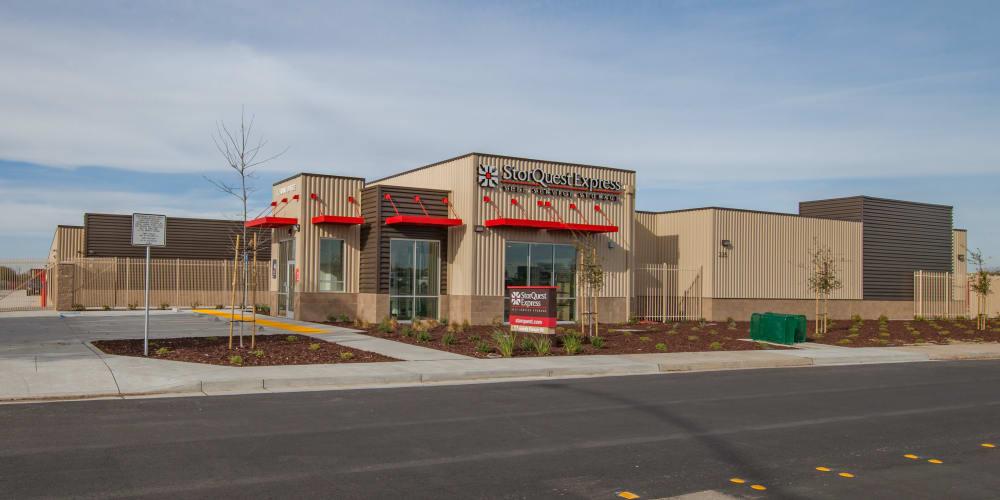 Street view of StorQuest Express Self Service Storage in Phoenix, Arizona