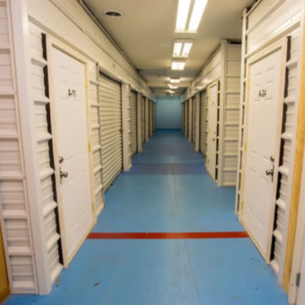 Climate-Controlled self storage units at StayLock Storage in Hartsville, South Carolina