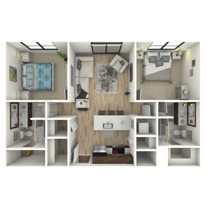 5 Bedroom Apartment: Luxury 1, 2 & 3 Bedroom Apartments In Edwards, CO