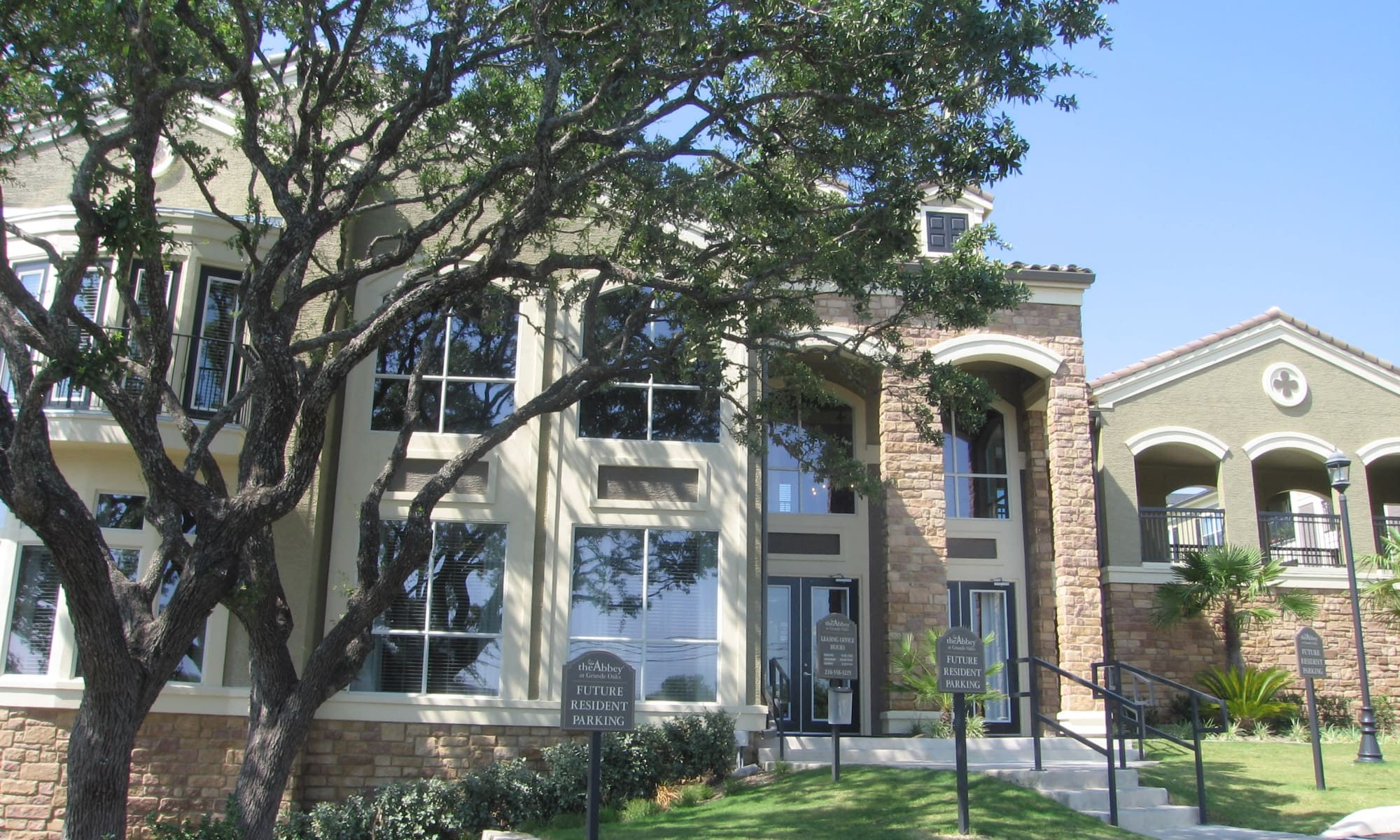 Learn more about The Abbey at Grande Oaks in San Antonio